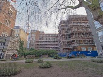Barts Square, Vicary House, 56 West Smithfield, Clerkenwell EC1A