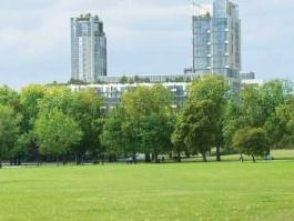 One City North, Finsbury Park, London N4