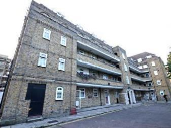 Vancouver House, Reardon Path, Wapping E1W