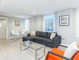 Hanover Place Wc2e - Furnished, Lift