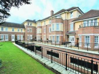 Hampshire Court, Brent Street, Hendon NW4