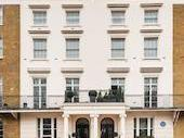 Eaton Square Sw1w - Listed, Garden