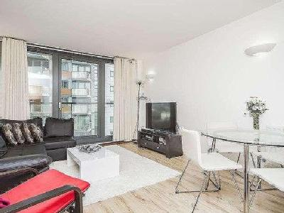 Blackwall Way, E14 - Balcony, Porter
