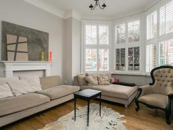 Pinfold Road Sw16 - Double Bedroom