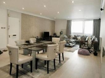 Bed Apartment In Audley Court, Mayfair W1j