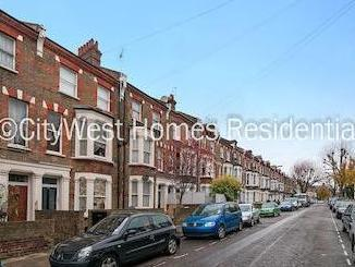Bravington Road W9 - Double Bedroom