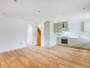 Hammersmith Grove, Brackenbury Village, London W6