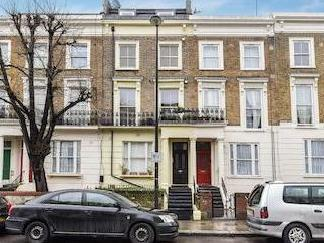 Goldney Road W9 - Balcony