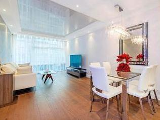 Warwick Building, Two Bedroom, Chelsea Bridge Wharf SW11