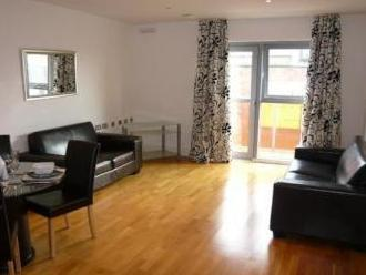 The Lock, City Centre M1 - Furnished