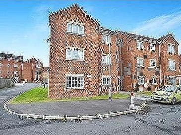 Flat for sale, Curbar Close
