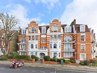 Exeter Mansions, Exeter Road Nw2