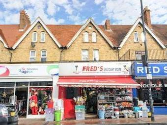 Cowley Road, East Oxford Ox4