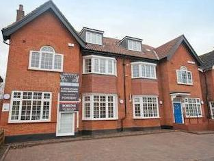 Abbeyfield House, West End Avenue, Pinner, Middlesex Ha5