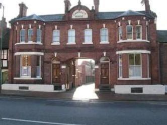 Cannock House, Abbey Foregate, Shrewsbury Sy2