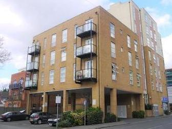 Burlington Road, Slough Sl1 - Balcony