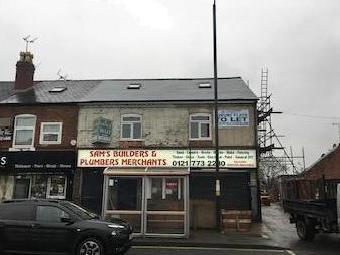 Hob Moor Road, Small Heath, Birmingham B10