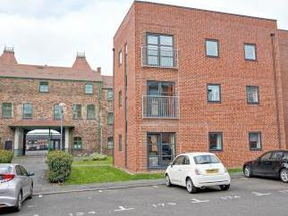Hartley Court, Cliffe Vale, Stoke-On-Trent ST4