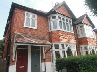 Limes Road, Weybridge KT13 - Garden