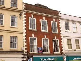 Broad Street, Worcester WR1 - Listed