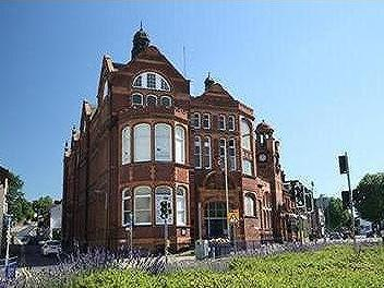 The Old Library, Hagley Road, Stourbridge DY8