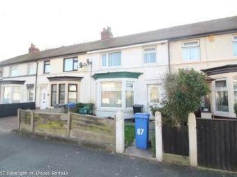 Whinfield Ave, Fleetwood Fy7 - Garden