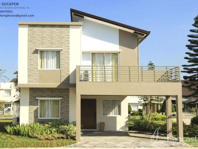 House for sale Imus - Balcony