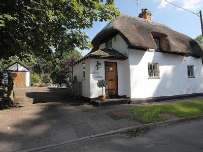 Forge Cottage Long Wittenham Road