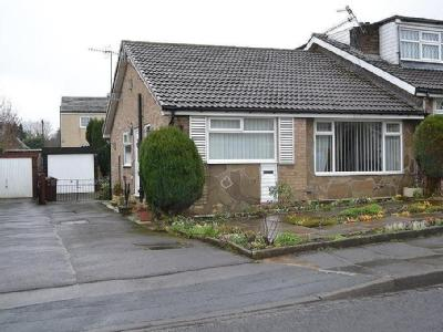 Frensham Drive, Bradford, Bd7 - Patio