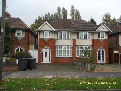 Glendower Road,  Perry Barr, B42