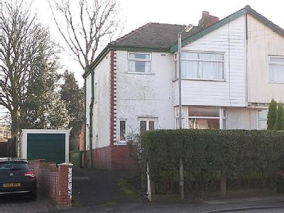 Grange Road, Farnworth, Bl4 - Garden