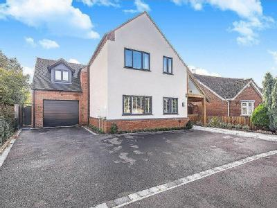 House for sale, HINCKLEY - Reception