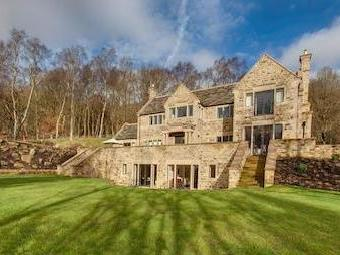 Burbage House, Upper Padley, Grindleford, Hope Valley, Derbyshire S32