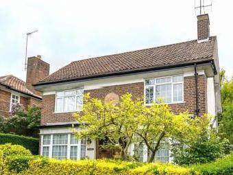 Hill Close, Harrow On The Hill, Middlesex HA1
