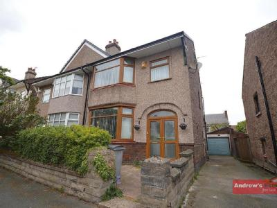Harrow Road, Wallasey , CH44 - Garden