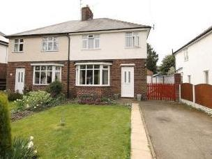 Mansfield Road, Hasland, Chesterfield S41