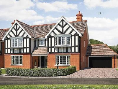 Holly House at Kendal End Road,  Barnt Green, B45