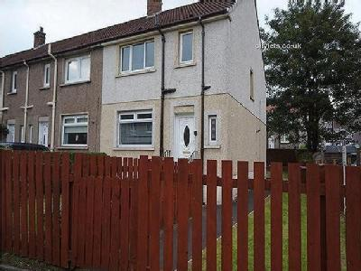 Lilybank Avenue, Airdrie, North Lanarkshire, ML6