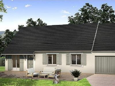 Maisons rue des longues raies mitry mory villas for Terrain claye souilly