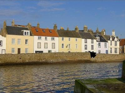 Skippers Rest, 2 Castle Street, Anstruther, KY10