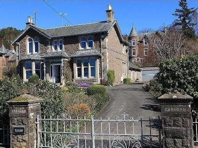 Victoria Terrace, Crieff, Ph7 - Patio