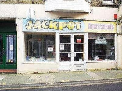 The Jackpot, High Street Shanklin Isle Of Wight
