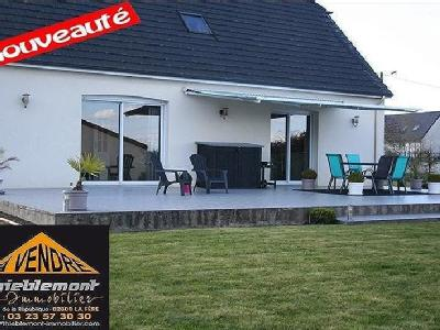 Maisons amigny rouy villas vendre amigny rouy for Agence thieblemont