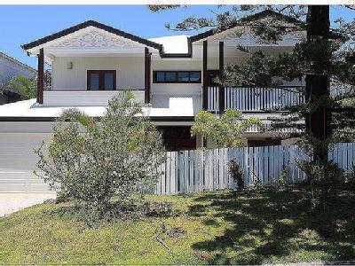 Banksia Street, Shelly Beach - Garden