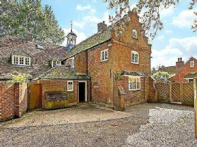 Shawford, Winchester, Hampshire, So21