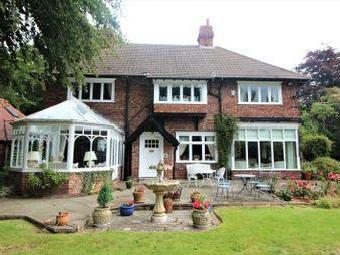 Property for sale, Thornton - Garden
