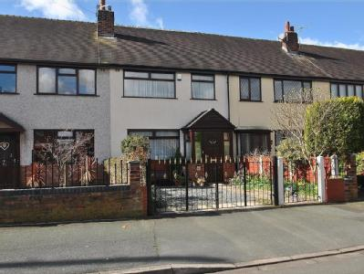 Irwell Road, Warrington, Wa4 - Garden