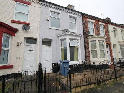 Jacob Street, Toxteth, L8 - House