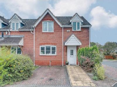 Jubilee Close,  Stoke Prior, B60