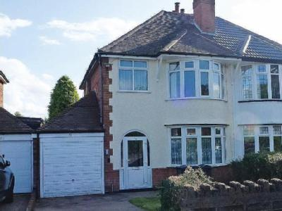 Kings Road, Sutton Coldfield, B73